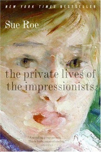 Private Lives of the Impressionists  N/A edition cover