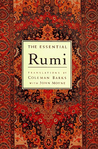 Essential Rumi   2004 9780062509598 Front Cover