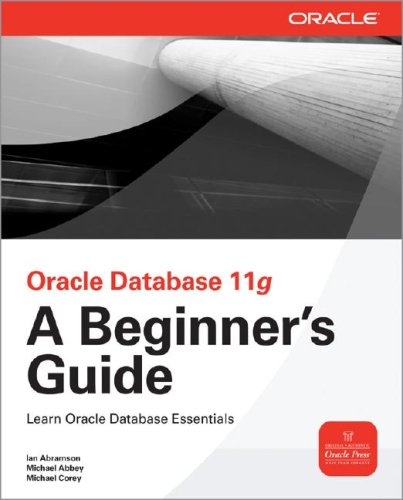 Oracle Database 11g   2009 9780071604598 Front Cover