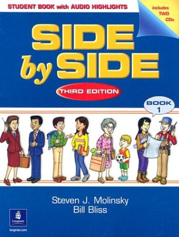 Side by Side  3rd 2003 (Student Manual, Study Guide, etc.) edition cover