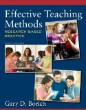 Effective Teaching Methods Research-Based Practice, Loose Leaf Version Plus NEW MyEducationLab with Video-Enhanced Pearson EText -- Access Card Package 8th 2014 edition cover