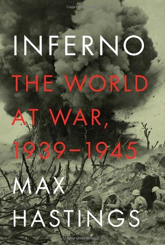 Inferno The World at War, 1939-1945  2011 edition cover