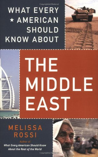 What Every American Should Know about the Middle East   2008 edition cover