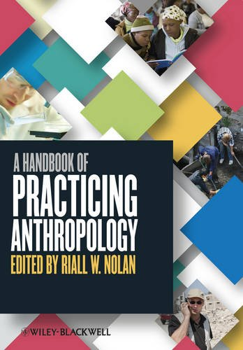 Handbook of Practicing Anthropology   2013 edition cover