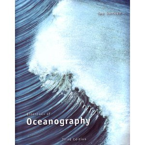 Oceanography  3rd 2004 9780534392598 Front Cover