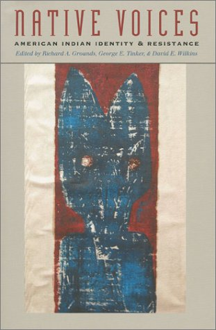 Native Voices American Indian Identity and Resistance  2003 edition cover