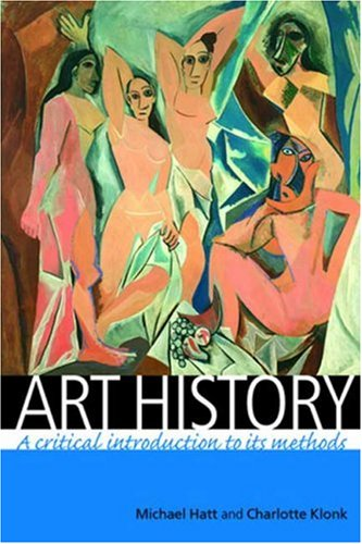 Art History A Critical Introduction to Its Methods  2006 edition cover