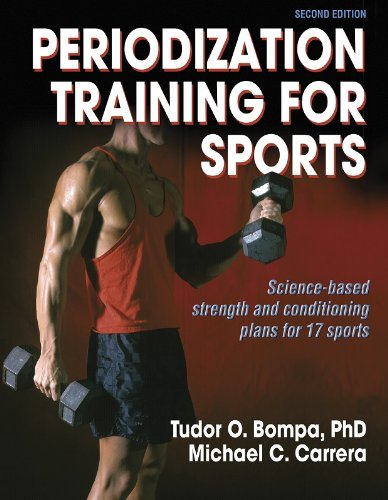 Periodization Training for Sports  2nd 2005 (Revised) edition cover