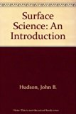 Surface Science : An Introduction  1992 9780750691598 Front Cover