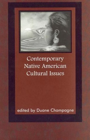 Contemporary Native American Cultural Issues   1999 edition cover
