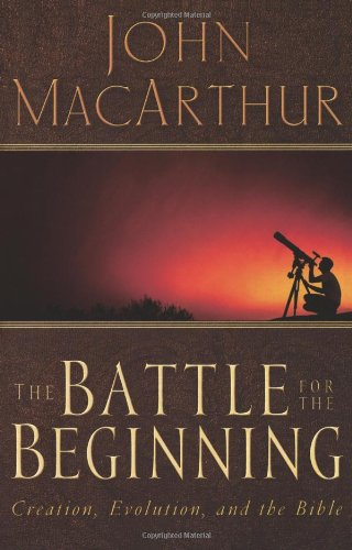 Battle for the Beginning   2005 edition cover