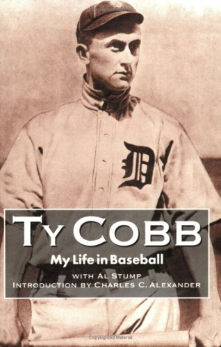My Life in Baseball The True Record  1993 (Reprint) edition cover