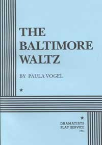 Baltimore Waltz  N/A edition cover