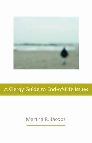 Clergy Guide to End-Of-Life Issues   2010 edition cover