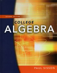COLLEGE ALGEBRA-CD (SW)        N/A edition cover