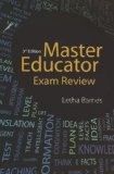 Exam Review for Master Educator, 3rd Edition 3rd 0 edition cover
