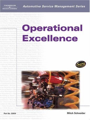 Operational Excellence   2003 9781401826598 Front Cover