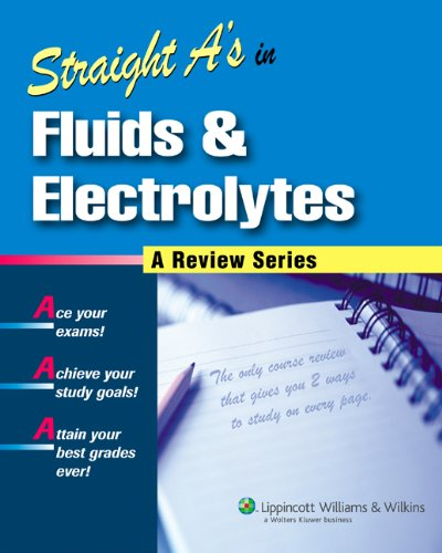 Fluids and Electrolytes   2007 edition cover