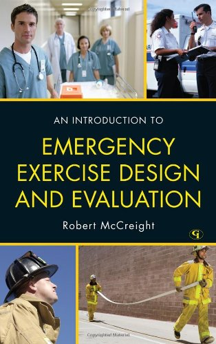 Introduction to Emergency Exercise Design and Evaluation   2011 edition cover