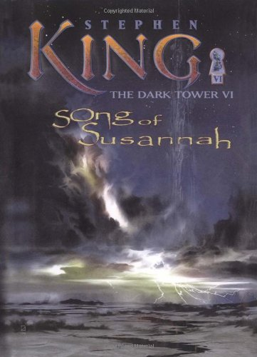 Song of Susannah   2004 edition cover