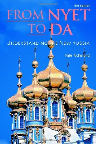 From Nyet to Da Understanding the New Russia 4th 2009 edition cover