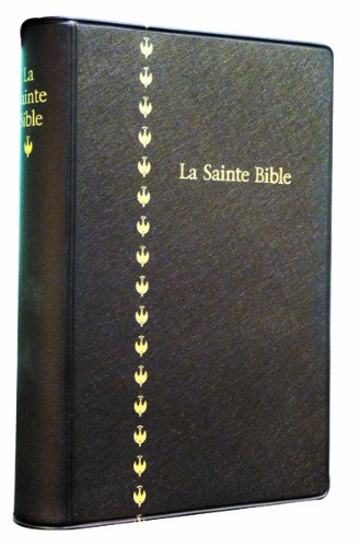 French Bible  Revised  9782853000598 Front Cover