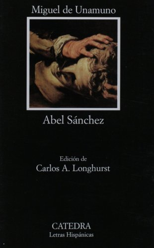 ABEL S�NCHEZ UNA HISTORIA DE PASI�N  1995 edition cover