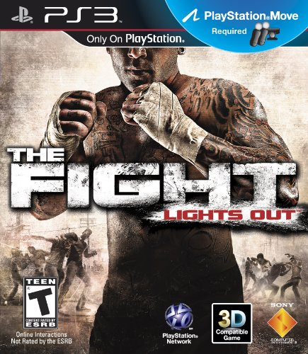 The Fight: Lights Out - Playstation 3 PlayStation 3 artwork