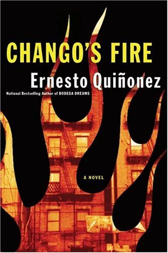 Chango's Fire   2004 9780060564599 Front Cover