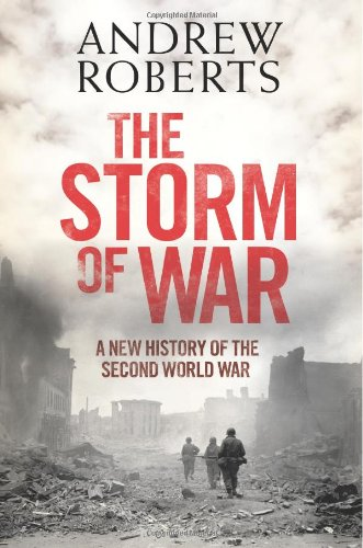Storm of War A New History of the Second World War  2011 edition cover