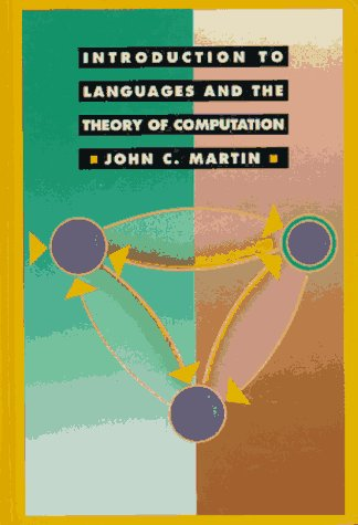 Languages and the Theory of Computation 1st 1991 edition cover