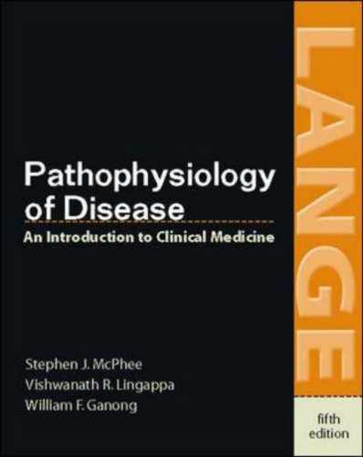 Pathophysiology of Disease An Introduction to Clinical Medicine 5th 2006 (Revised) edition cover