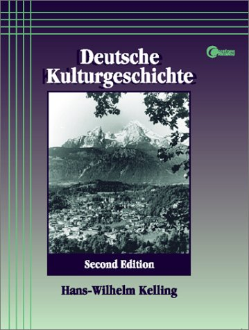 Deutsche Kulturgeschichte 2nd 1999 edition cover