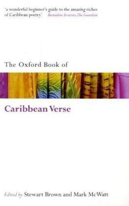Oxford Book of Caribbean Verse  2nd 2009 edition cover