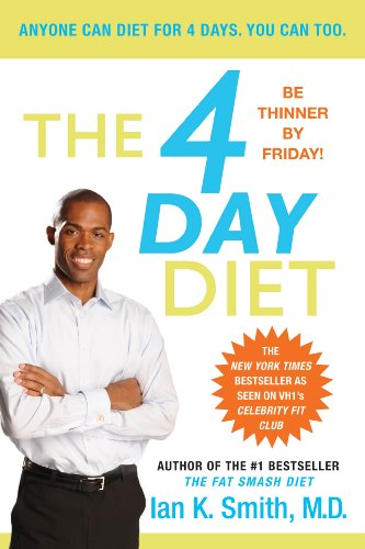 4 Day Diet   2010 edition cover