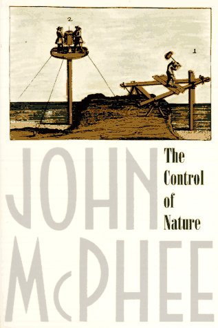 Control of Nature   1990 9780374522599 Front Cover