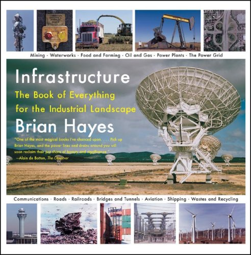Infrastructure A Field Guide to the Industrial Landscape  2006 edition cover