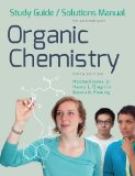 Study Guide and Solutions Manual For Organic Chemistry, Fifth Edition N/A edition cover