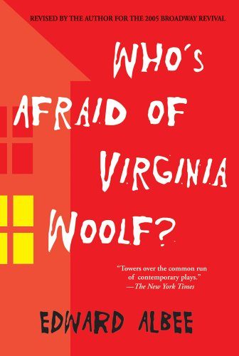 Who's Afraid of Virginia Woolf?   2005 edition cover