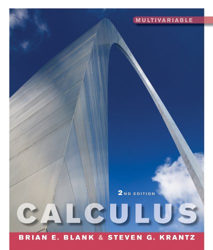 Calculus  2nd 2011 edition cover