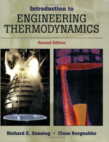 Introduction to Engineering Thermodynamics  2nd 2007 (Revised) edition cover