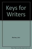 Keys for Writers  5th 2008 9780618756599 Front Cover