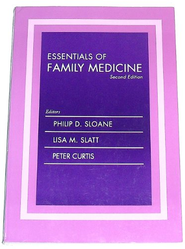 Essentials of Family Medicine  2nd 1993 9780683077599 Front Cover