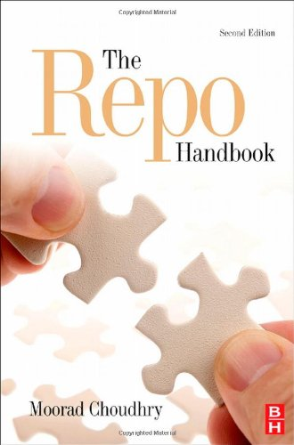 Repo Handbook  2nd 2010 9780750681599 Front Cover