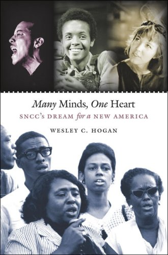 Many Minds, One Heart SNCC's Dream for a New America  2009 edition cover