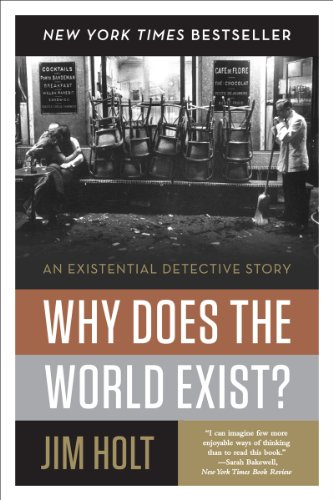 Why Does the World Exist? An Existential Detective Story N/A edition cover