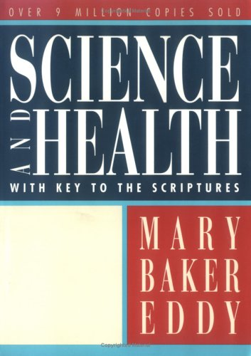 Science and Health with Key to the Scriptures Authorized Edition  2000 edition cover