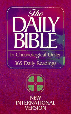 Daily Bible 1st edition cover
