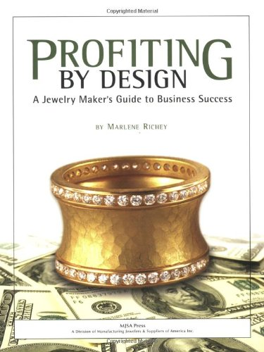 PROFITING BY DESIGN            N/A edition cover