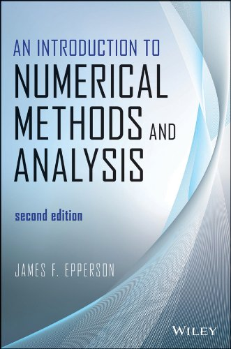 Introduction to Numerical Methods and Analysis  2nd 2013 edition cover